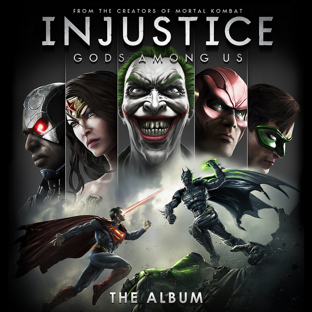 injustice the album