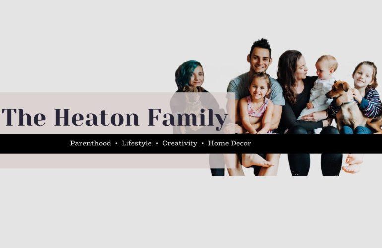 the heaton family blog