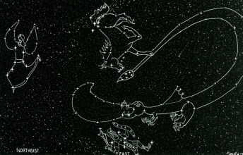 Winter Bible Constellations (darker)www.signsofheaven.org share-alike license