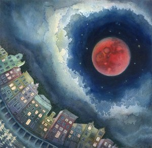blood-moon courtesy of Natalie Russo. Copyrighted.