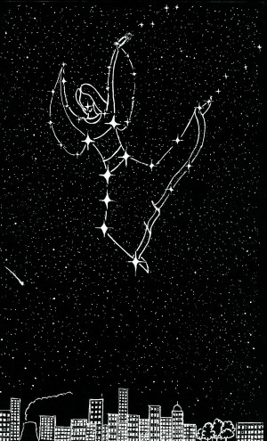 Woman of Revelation 12 Constellation