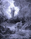 Gustave Dore - Adam And Eve Driven Out Of Eden - www.creationism.org - Public Domain