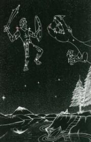Orion Constellation at Eagle Ridge