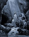 Daniel - Dore - Daniel In The Den Of Lions - www.creationism.org - Public - Domain