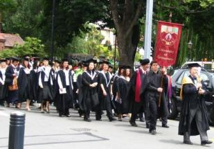 http://en.wikipedia.org/wiki/File:Academic_procession.jpg