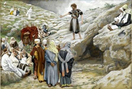 http://commons.wikimedia.org/wiki/File:Brooklyn_Museum_-_Saint_John_the_Baptist_and_the_Pharisees_(Saint_Jean-Baptiste_et_les_pharisiens)_-_James_Tissot_-_overall.jpg