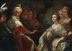 http://en.wikipedia.org/wiki/File:Andrea_celesti_painting1.jpg