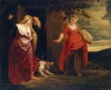 http://hu.wikipedia.org/wiki/F%C3%A1jl:Hagar-Leaves-the-House-of-Abraham.jpg