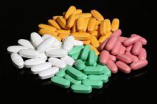 http://en.wikipedia.org/wiki/File:Four_colors_of_pills.jpg