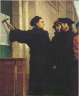 http://en.wikipedia.org/wiki/File:Luther95theses.jpg