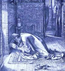 http://en.wikipedia.org/wiki/File:Poynter's_Daniel's_Prayer.jpg