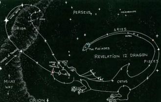 Revelation 12 Dragon w/text