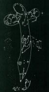 Glittering Sword Constellation www.theheavensdeclare.net