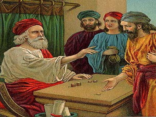 ParableofUnjustSteward- armenianchurchwd.com public domain