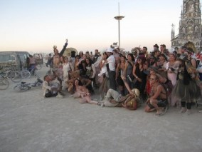 Burning Man - 2013 -Chapel - Wikimedia - Creative Commons License