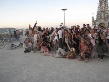 Burning Man - 2013 -Chapel - Wikimedia - Creative Commons License