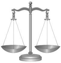 http://commons.wikimedia.org/wiki/File:Scale_of_justice_2.svg