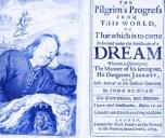 Pilgrims Progress title page third edition 1679 wikimedia commons public-domain