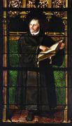http://commons.wikimedia.org/wiki/File:Ravensburg_Stadtkirche_Reformatorenfenster_Luther_detail_1.jpg
