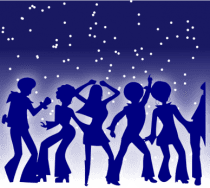 http://commons.wikimedia.org/wiki/File:Disco_Dancers.svg