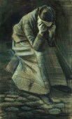 http://commons.wikimedia.org/wiki/File:Vincent_van_Gogh_-_Weeping_Woman_(F1069).jpg