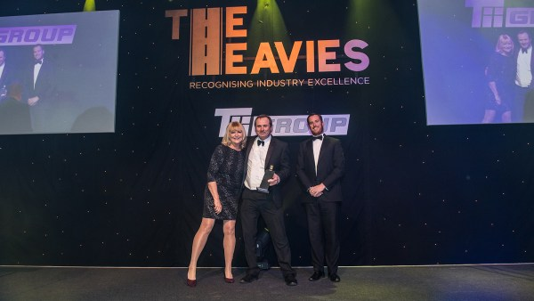 The Heavies 2017: Job of the Year BE16/VR1