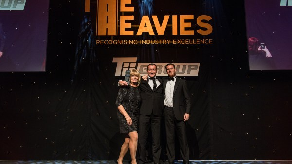 The Heavies 2017: Innovation of the Year - Trailer (5+ axles)