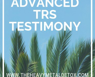 My Advanced TRS Testimony