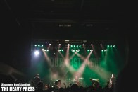 Photography by: Shannon Constantine   The Heavy Press   London Music Hall   May 22nd, 2014   Do not crop or modify these images