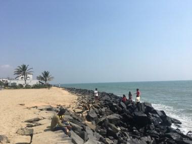 Bay of Bengal sea