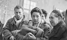 Refugee Jews 1945