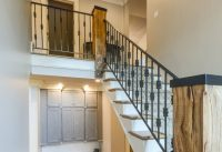 Custom Metal Stair Railings Louisville, Ky