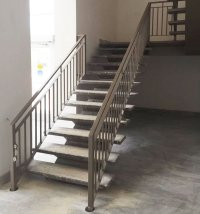 New Handrail Stairs - Frasesdeconquista.com