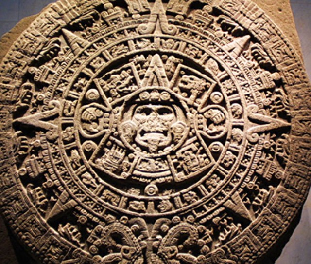 Closer Look At Mayan Calendar Reveals World Will Only End If Packers Beat Bears On Sunday