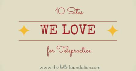 websites for telepractice