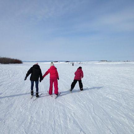 Alaska-cross-country-skiing