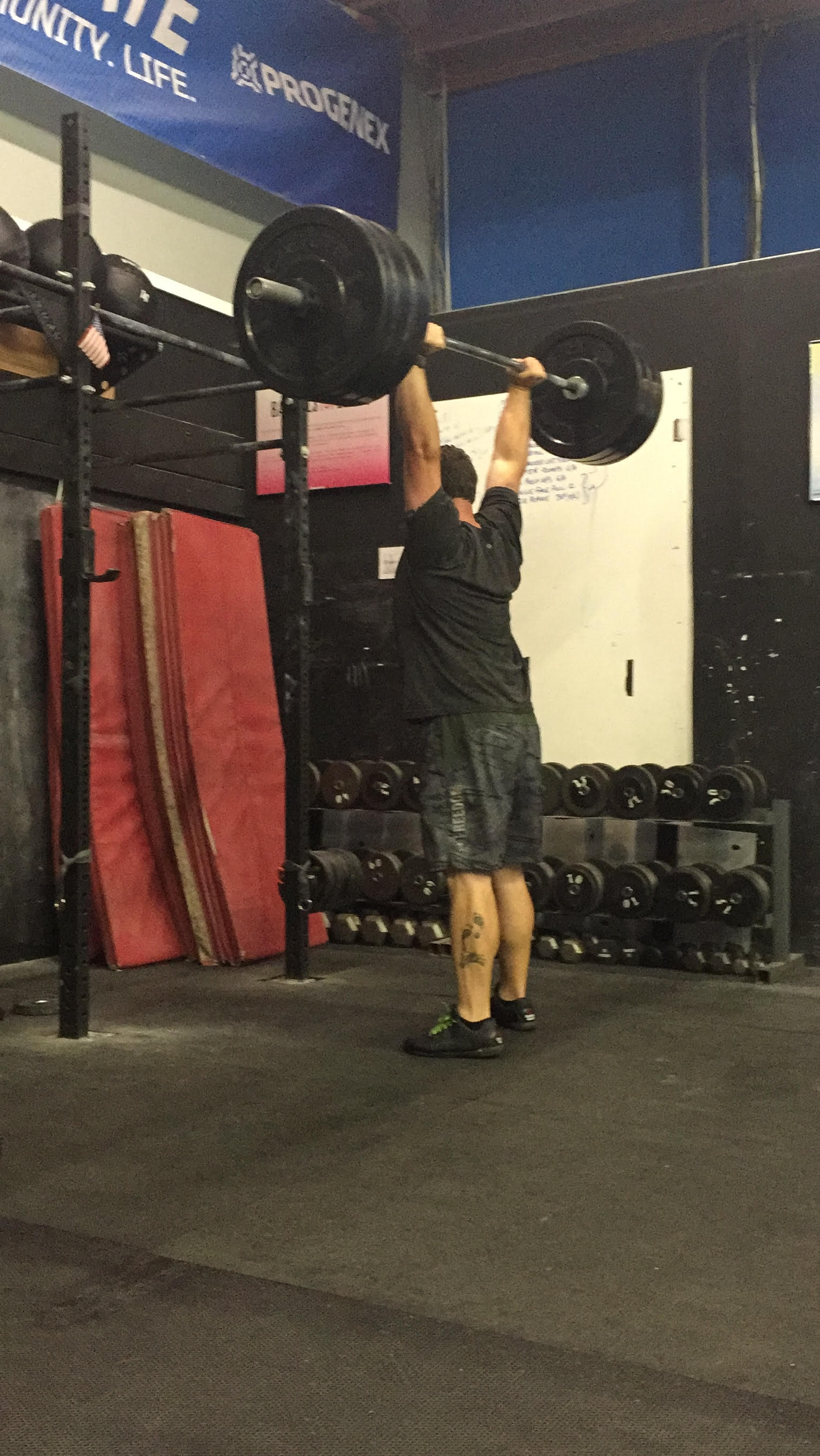 Thursday 7/13 – The Helm CrossFit