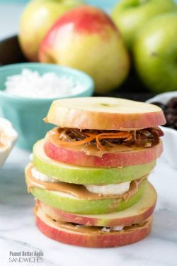 Apple-Peanut-Butter-Sandwiches