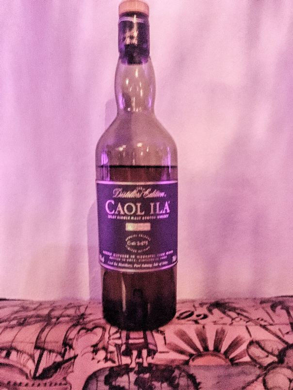 Caol Ila Distillers Edition 2003_2015
