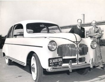 Henry Ford's 'Hemp Car'