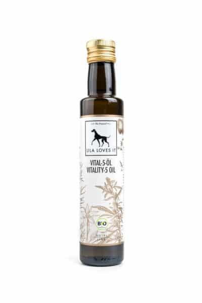 aceite semillas perros