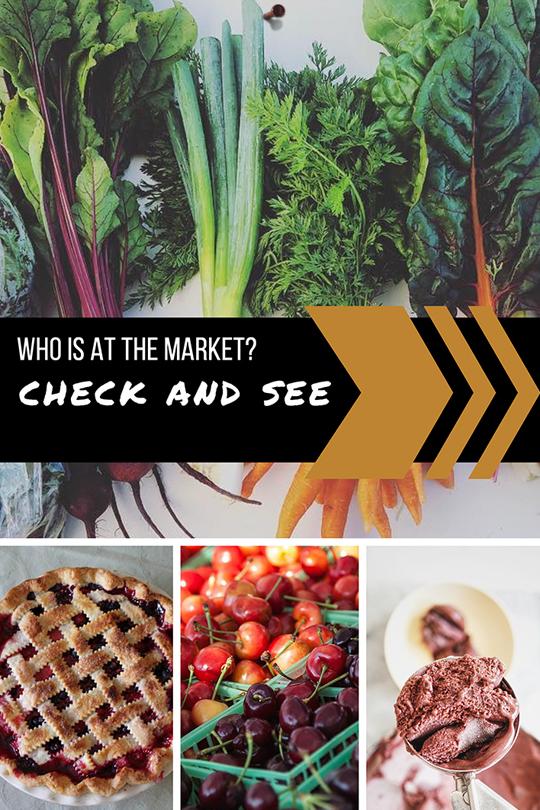 The Hens Roost Farmer's Market Vendors Slide