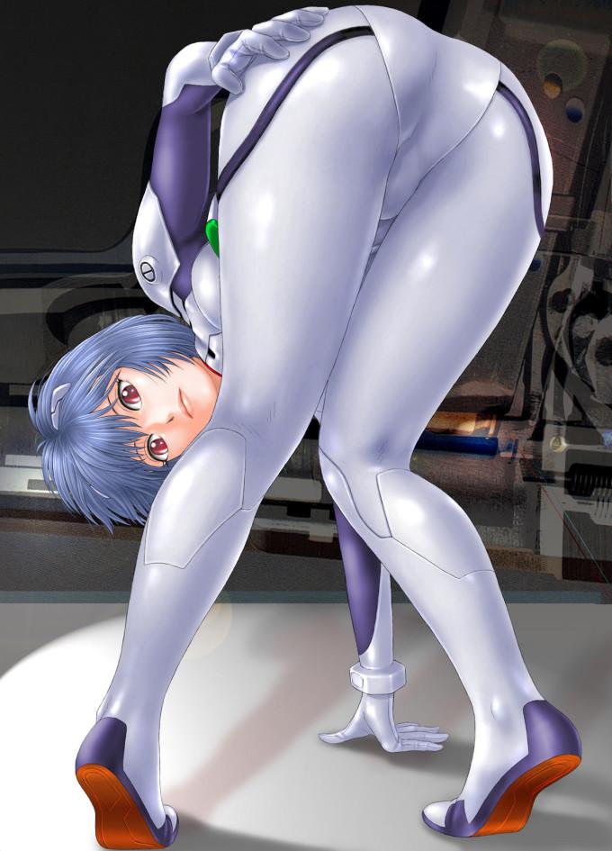 Ayanami Rei  Toten  Neon Genesis Evangelion