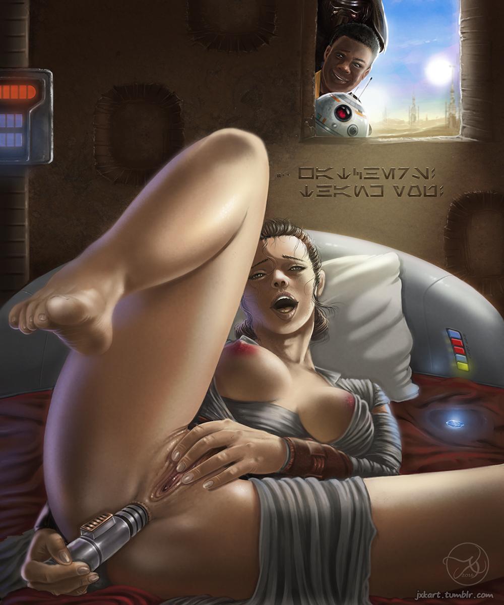 Starwars porn