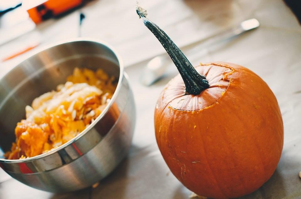Homemade Pumpkin Soup Recipe