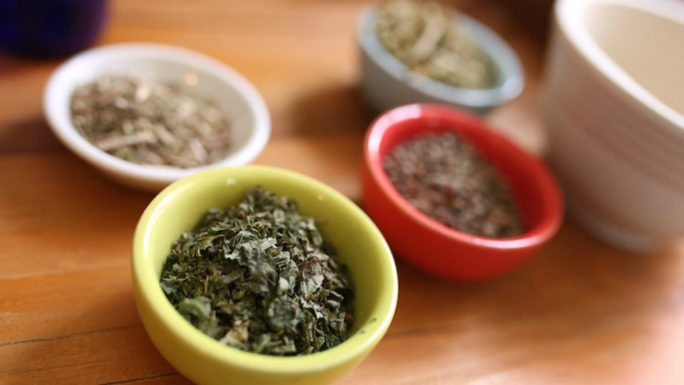 """What Exactly Are """"Parts"""" in Herbal Recipes?   Herbal Academy   Using parts in herbal recipes as a measurement really is a simple way to enjoy herbs, allowing for flexibility and ease in herbal crafting!"""