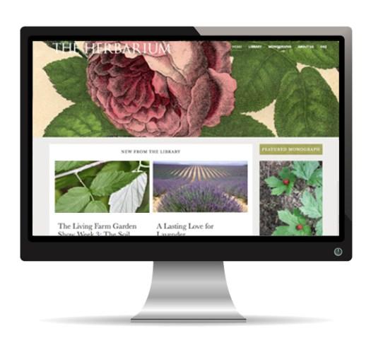 The Herbarium Herbalist Membership by Herbal Academy