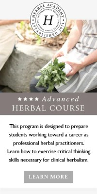 Advanced Herbal Course - Individual Courses - 300 x 600