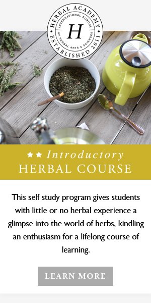 Online Introductory Herbal Course