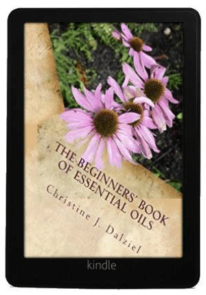 Kindle essential oils book
